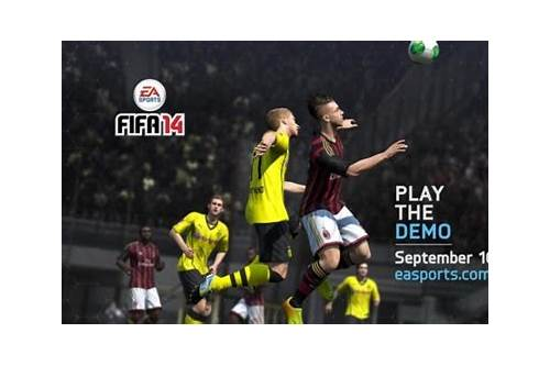 fifa 14 demo for pc free download