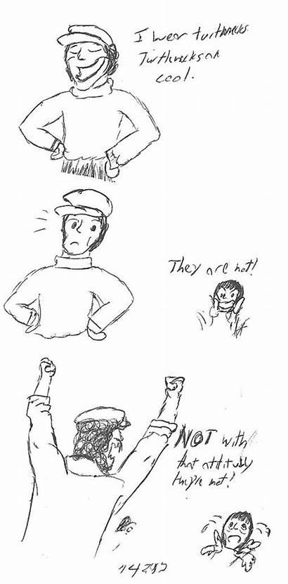 Turtleneck Comic Bechstein Deviantart