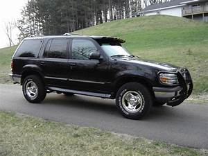 1997 Ford Explorer - Information And Photos