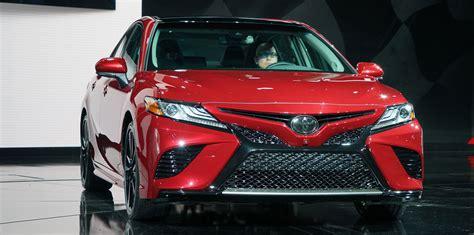 toyota camry revealed japan built sedan  australia