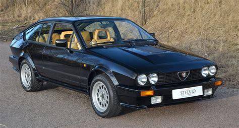 Modern Classic Alfa Romeo Gtv6 Grand Prix Classic