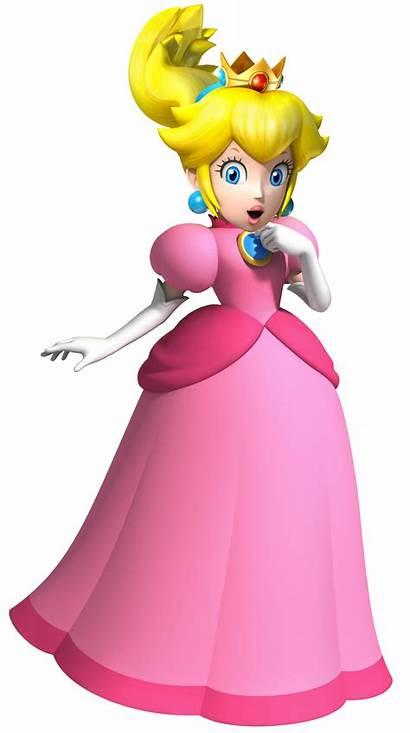 Peach Mario Princess Clipart Transparent Super Fantendo