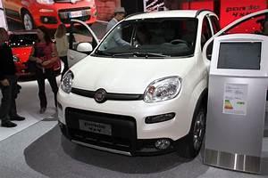 Nouvelle Fiat Panda : photos automoto la nouvelle fiat panda 4x4 grimpe au mondial mytf1 ~ Maxctalentgroup.com Avis de Voitures