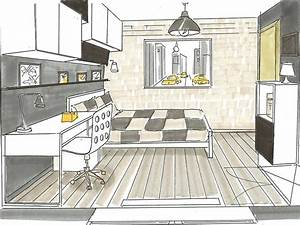 emejing dessin de chambre images ridgewayngcom With dessiner sa chambre en 3d