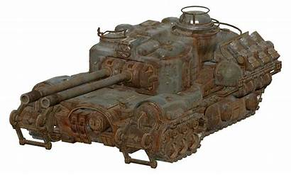 Tank Render Fallout Gauss Fo4 Wiki Cannon