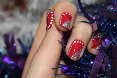 idee deco ongles pour noel tuto id 233 e d 233 coration d ongle pour noel