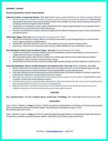 Entry Level Data Analyst Resume Sample