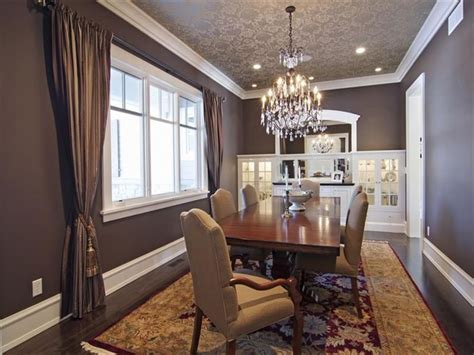 love  textured wallpaper ceiling dine  pinterest