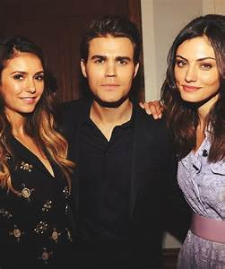 37 best Phoebe Tonkin and Paul Wesley images on Pinterest ...