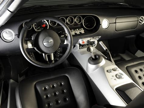 2005 Ford G-t Supercar Interior H Wallpaper