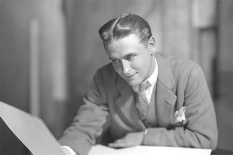 F Scott Fitzgerald's Guide To The Good Life Flavorwire