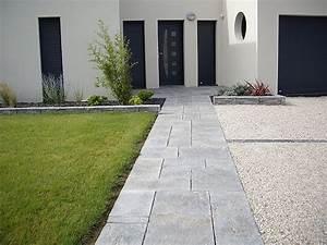 dalle de jardin bois reverbacom With exceptional jardin a la francaise photo 4 jardin design
