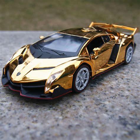 lamborghini veneno alloy diecast model cars   toys