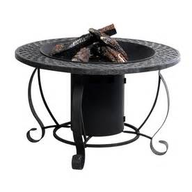 shop garden treasures 29 92 in w 20 000 btu charcoal steel