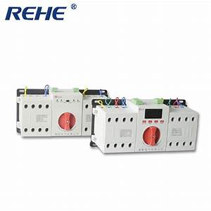 63a 4p Generator Controller Ats Automatic Transfer Switch