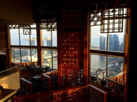 equinox cuisine equinox restaurant singapore of a travel czar
