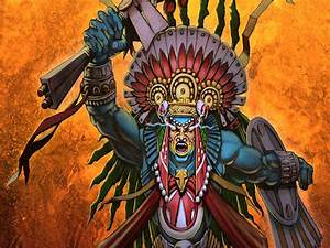 1 Huitzilopochtli HD Wallpapers | Backgrounds - Wallpaper ...
