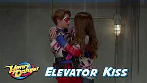 Image - Elevator Kiss2.jpg | Henry Danger Wiki | FANDOM ...