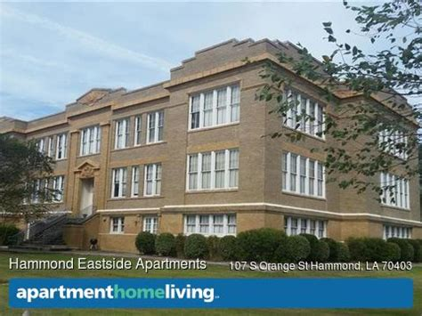 Bedroom Apartments In Hammond La by Hammond Eastside Apartments Hammond La Apartments For Rent