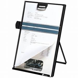 fellowesr metal copyholder With metal document holder stand