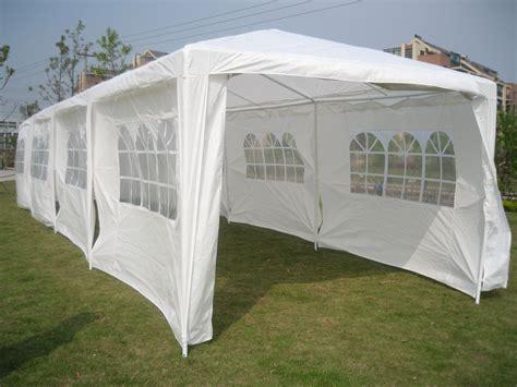 marque canape exterior 12m x 3m wedding tent marquee gazebo