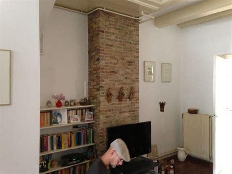 Jesse Schouw by Ombouw Schouw Verwarming Van Het Huis Met Brandhout