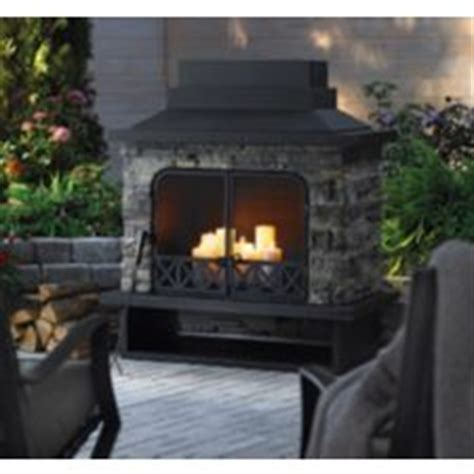 For Living Kingston Outdoor Fireplace  Canadian Tire