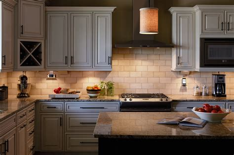 counter lighting kitchen adorne by legrand 2675