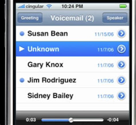 att setup voicemail iphone iphone iphone visual voicemail