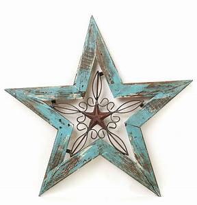 Shop Houzz Mexican Imports Wood and Iron Texas Star