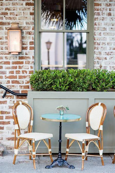 bistro chairs design ideas