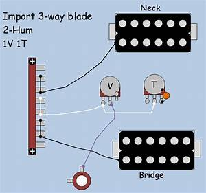 Carvin Humbucker Pickup Wiring Schematic Carvin Guitar