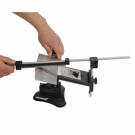 Kitchen Knife Sharpening by Professional Kitchen Sharpening Knife Sharpener System Fix