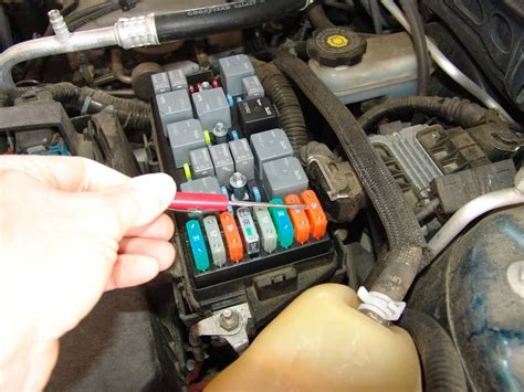 sparky s answers 2006 chevrolet equinox blower erratic inoperative