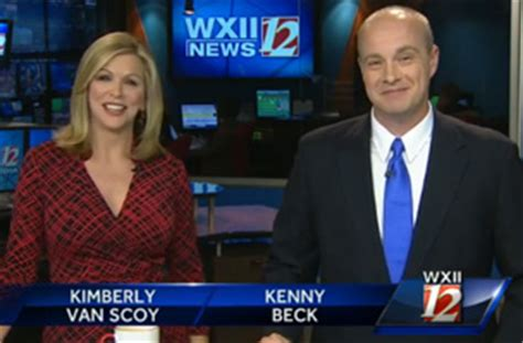 wxii announces anchor   air tvspy