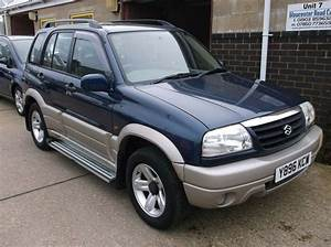 Suzuki Grand Vitara V6 Automatic 2001  Y   Now Sold
