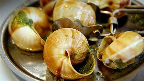 cuisiner les escargots escargot valeur nutritive bienfaits santé et conservation