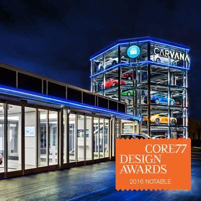 Carvana Car Vending Machine  By Carvana  Core77 Design