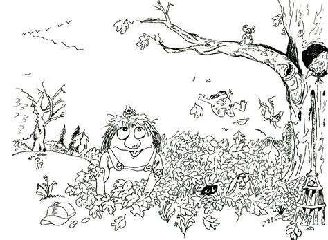 Mercer Mayer Coloring Pages - Costumepartyrun
