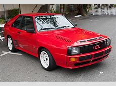 1983 1984 Audi Sport quattro Images, Specifications