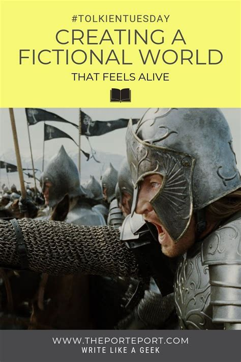 Create A Fictional World (That Feels Alive) in 2020 ...