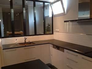 Pose Credence Verre : fais ci fais a bricolage domicile paris ~ Premium-room.com Idées de Décoration