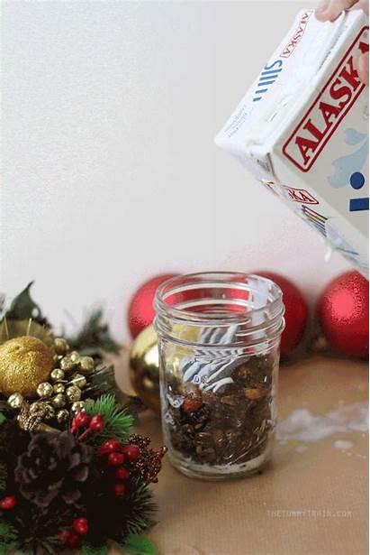 Homemade Granola Christmas Breakfast Gingerbread Hangover Treat