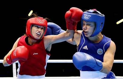 Boxing Olympic Taylor Katie Boxeo Categories Aiba