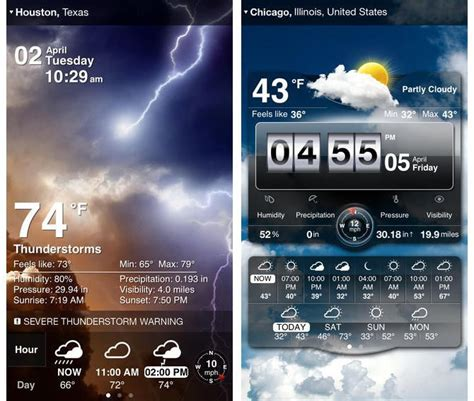 13 Best Weather Apps To Take Your Day By Storm