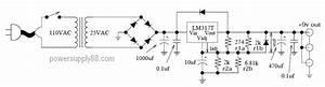 Super-clean 9vdc Power Supply Circuit