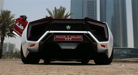 Lykan Hypersport Ekin Patrol Abu Dhabi Police10 Car