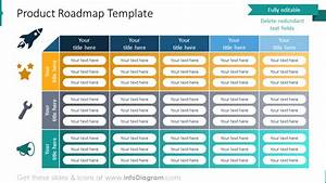 48 Product Roadmap Templates  U0026 Powerpoint Icons Of