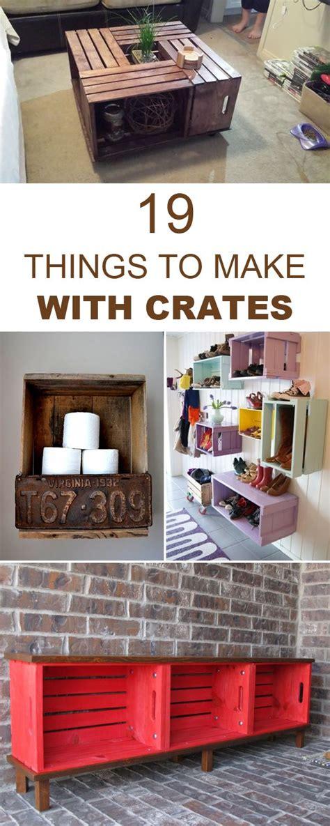 diytotry   cool     crates cajas de madera ideas muebles