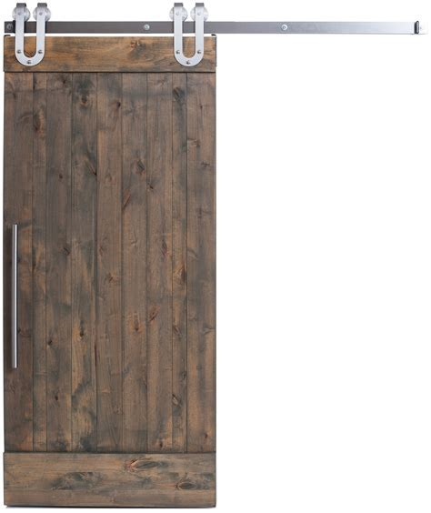 Interior Sliding Vertical Barn Door   Rustica Hardware
